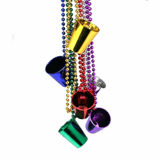 Bulk Mardi Gras Fantasy/ Pride Festival Beads Amscan Beads in Bulk Mardi Gras Bead Necklace, Purple, Blue, Red, Gold, Green, Pink, Rainbow Colors, Count by Amscan.