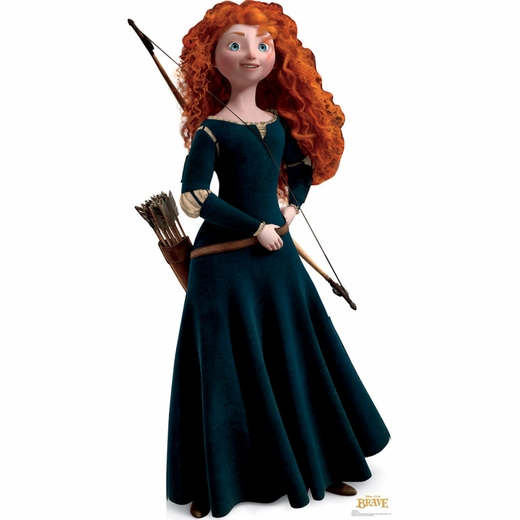 Disney's Brave Merida Lifesized Standup