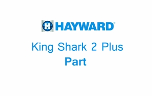 Hayward KingShark2 Plus Assy-Saddle,Ns,C Lp # RCX3432