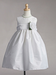 Nellie T-Length Flower Girl Dress