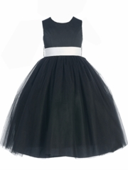 Reagan Flower Girl Dress
