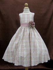 Maxine flower girl Dress