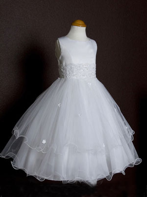 Hannah Flower Girl Dress