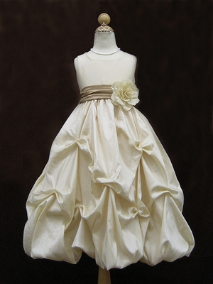Daisy Pick-up Flower Girl Dress