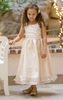 Grace Beads Flower Girl Dress
