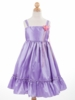Jane Ruffled Skirt Flower Girl Dress