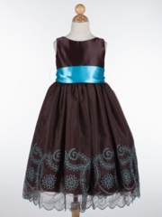 Ava  Holiday Girl Dress