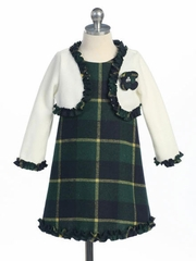 Abby Winter Girl Dress