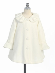 Maya 4-Botton Winter Coat