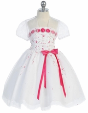 Susie Flower Girl Dress