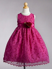 Carolyn Flower Girl Dress