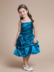 Amy Short Flower Girl Dress