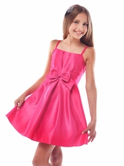 Gianna Short Flower Girl Dress
