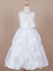 Maria Taffeta First Communion Dress