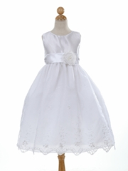 Aimee First Communion Dress with Bolero