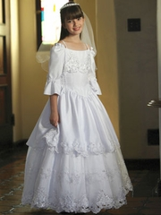 Monica First Communion Dress