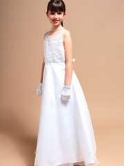 Kim A-Line Communion Dress