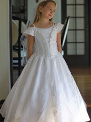 Vickie First Communion Dress  Vickie First Communion Dress