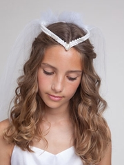 Carmen First Communion Veil