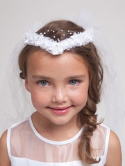 Annette First Communion Veil