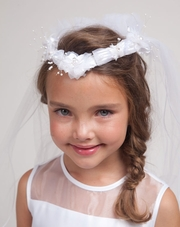 Becky First Communion Veil