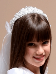 Bella First Communion Veil
