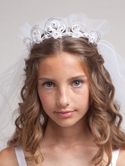Dina Princess Beautiful Veil