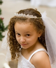 Jamie First Communion Veil