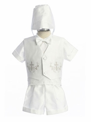 Mathew Boy Christening Gown