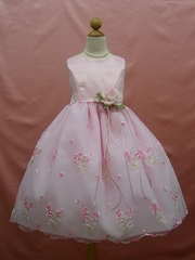 Bernadette Flower Girl Dress