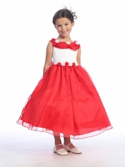 Elisa Flower Girl Dress