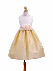 Lauren Flower Girl Dress