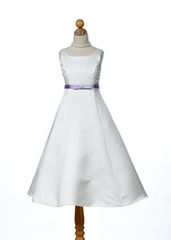 jenna  A-line Girl Dress