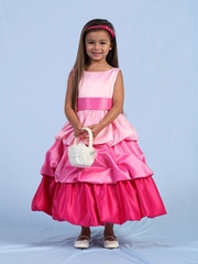 Chole Bubble Girl Dress