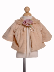 Teresa Baby Sweet Fur Coat