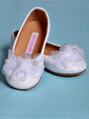 Brianna Flower Girl Shoes