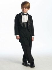 Boy's Tuxedo with Tail