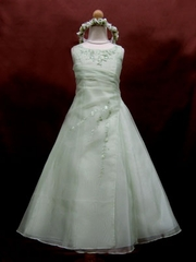 Nina Flower Girl Gown