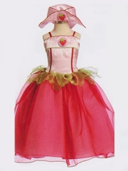 Strawberry ShortCake Girl Costume