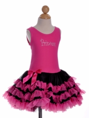 Sadie Lovely 1-Piece Princess Tutu