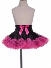 Delaney Fluffy Hot Pink Tutu