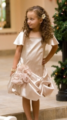 Viola Pick Up Flower Girl Dress
