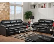 Soho Onyx Sofa Set P-5066-SET