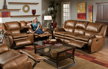 Cordoba Reclining Sofa Set