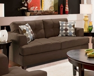 Angelika Brown Loveseat GT-AM3470B--L