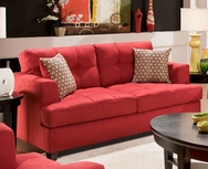 Angelika Red Loveseat GT-AM3470R--L