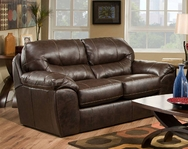 Brantley Java Loveseat C-4430L