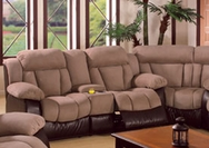 Secoya Reclining Loveseat U-F7714L