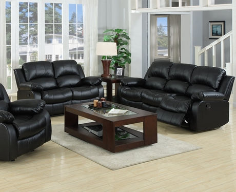 Reno Reclining Sofa Set