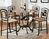 Heather 5-Pc Dining Set P-1717-SET